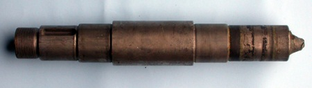 Fractured Pump Shaft